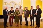 Igelschützerin und Öko-Landwirtschaftsprojekt geehrt