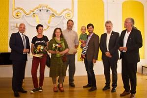 Preisträger des Rostocker Umweltpreises 2018