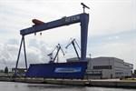 Warnow Werft in Warnemünde – Name ist Geschichte