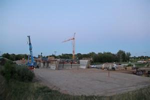 Bombenfund auf Baustelle für Kreuzungsbauwerk Evershagen (Foto: Archiv)