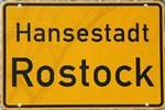 Ehemalige Ortseingangsschilder werden bei Rostock-Auktion versteigert