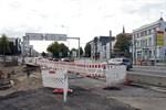 Vollsperrung der Ernst-Barlach-Straße von Steintor-Kreuzung bis Warnowstraße