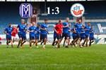 Hansa Rostock besiegt den SV Meppen