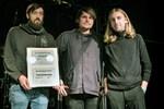 Die Gruppe König gewinnt 26. Landesrockfestival MV 2018