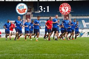 Hansa Rostock besiegt Fortuna Köln (Foto: Archiv)