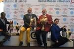 Rassehundeausstellung 2018 in Rostock-Schmarl beendet