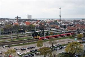 Bahn beginnt Umbauprojekt Bahnhof Warnemünde (Foto: Archiv)