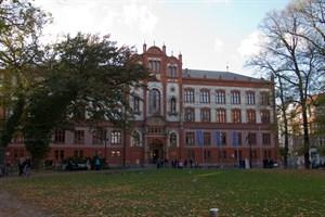 Universität Rostock, Hauptgebäude