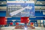 MV Werften startet Produktion im neuen Schiffbau-Hallenkomplex
