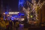 Uniplatz erstrahlt bunt zur 17. Rostocker Lichtwoche