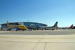 Flughafen Rostock-Laage schließt 2018 mit leichtem Passagierzuwachs ab (Foto: Archiv)