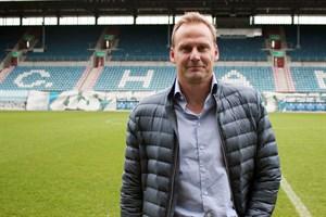 Der neue Vorstand Sport bei Hansa Rostock: Martin Pieckenhagen (Foto: F.C. Hansa Rostock)