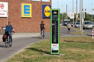 Radfahren wird in Rostock immer beliebter  (Foto: Archiv)