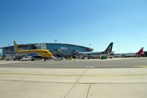 Germania-Pleite trifft Flughafen Rostock-Laage (Foto: Archiv)
