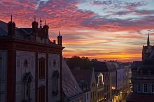 Gute und sehr gute Noten für die Rostocker Innenstadt (Foto: Archiv)