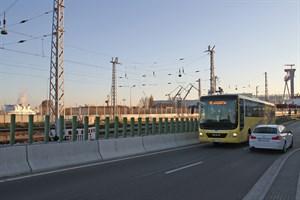 Busse als Ersatz für S-Bahnen zwischen Marienehe und Warnemünde (Foto: Archiv)