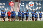 Hansa Rostock besiegt die Würzburger Kickers