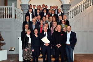 Bündnis für Wohnen - Partner unterzeichnen Vereinbarung (Foto: Joachim Kloock)