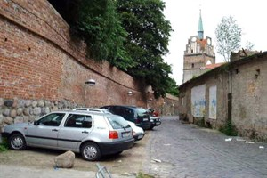 An der Stadtmauer - Großer Katthagen wird saniert (Fotro: RGS)