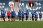 Hansa Rostock und Sonnenhof Großaspach trennen sich 0:0