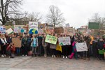 Fridays for Future: Klimastreik von Schülern in Rostock