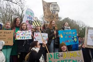 Engagierte Schülerinnen aus Bützow