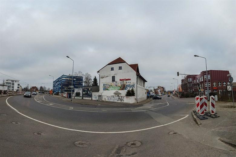 Petridamm wird ab Montag zur Baustelle