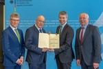 Förderbescheid für schnelles Gigabit-Internet in Rostock