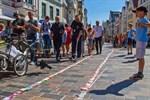 Schachtelmarathon: Rostock hat den Weltrekord-Titel