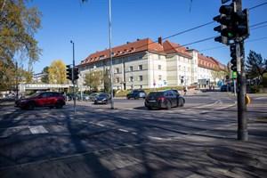 Parkstraße wegen Bauarbeiten für vier Monate voll gesperrt