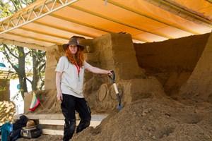 Marielle Heessels beteiligt sich zum ersten Mal an der Warnemünder Sandwelt