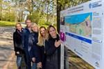 Thalasso-Kurwege in Warnemünde eingeweiht