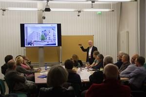 Die Bauipläne für das zweite Baufeld am Glatten Aal werden im Ortsbeirat Stadtmitte vorgestellt.