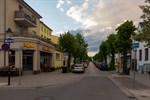 Friedrich-Franz-Straße in Warnemünde ist zu eng für Rettungsfahrzeuge