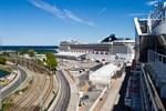 Bis zu 220 Kreuzfahrtschiffe pro Jahr im Kreuzfahrthafen Warnemünde