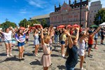Tanzflashmob zum 801. Stadtgeburtstag