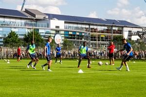 Trainingsauftakt des FC Hansa Rostock für die 3. Ligasaison 2019/2020