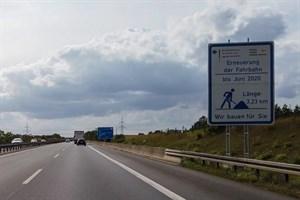 A20 wird zwischen Rostock-Südstadt und Bad Doberan erneuert