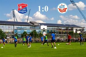 Hansa Rostock unterliegt Unterhaching mit 0:1 (Foto: Archiv)
