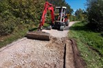 Uferwanderweg in Gehlsdorf wird saniert