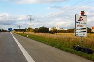 A 19: Anschlussstelle Kessin wird erneuert