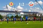 Hansa Rostock besiegt Eintracht Braunschweig mit 2:1