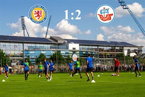 Hansa Rostock besiegt Eintracht Braunschweig mit 2:1 (Foto: Archiv)