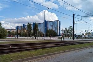 Fahrbahn und Gehweg in Evershagen werden erneuert