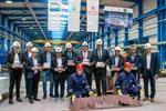 MV Werften beginnt Bau des zweiten Kreuzfahrtschiffes der Global Class