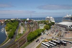 Neustart für Mittelmole in Warnemünde - Markthalle statt Wohnungen? (Foto: Archiv)