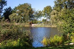 Die Kleine Bastion im Schwanenteichpark wird saniert