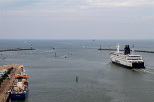 Planfeststellungsverfahren für Seekanalvertiefung beantragt (Foto: Archiv)