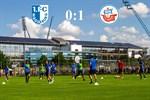 Hansa Rostock besiegt Magdeburg mit 1:0