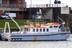 Neuer Forschungskatamaran der Uni Rostock geht in den Bau